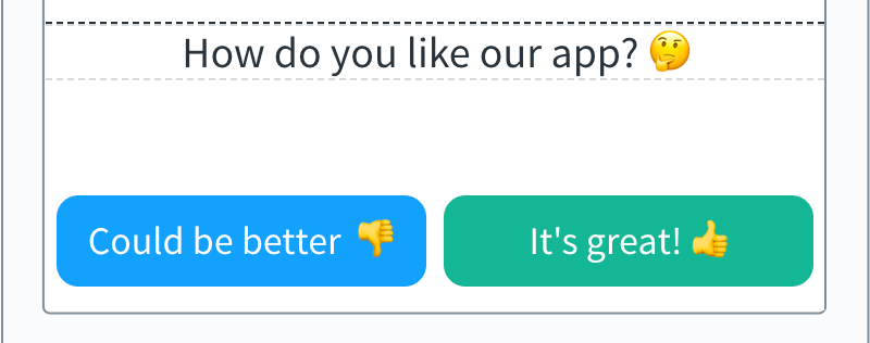 Including emoji in Conversation elements